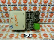 02 03 ACURA TL PASSENGER SIDE INTERIOR FUSE BOX W/ MULTIPLEX 38850-S0K-A11 OEM