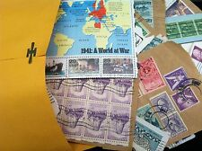 UNITED STATES  STAMP MIXTURE LOT OVER 1000 USED  US STAMPS