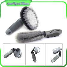 2Pcs Car Motorcycle Wheel Tire Rim Hub Cleaning Brush Wash Scrub Tools Charming