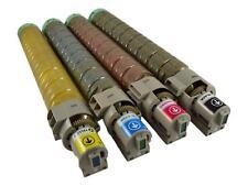 Ricoh Aficio MP C3500, C4500 Toner Cartridge Color Set - 4 Pack KCMY