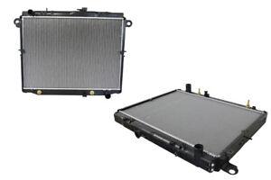SUITS TOYOTA LANDCRUISER HDJ100R 4.2ltr DIESEL1HD-FTE 9/2002-7/2007 RADIATOR A/M