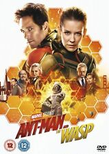 Ant-man and The Wasp 2018 Film Movie DVD Region 2 UK