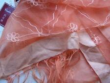 Silk Blend Shawls/Wraps Floral Scarves & Shawls for Women