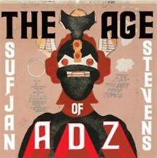 The Age of ADZ 0656605607726 by Sufjan Stevens CD
