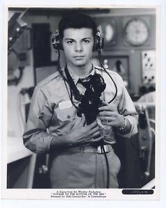 Frankie Avalon 1961 Voyage To The Bottom Of The Sea Original 8x10 Portrait