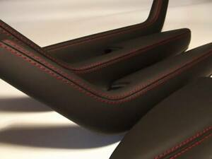 Exclusive Audi RS3 S3 A3 8P Genuine  Leather door arm rest handles