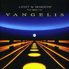 Vangelis Light & Shadow-Best Of CD NEW SEALED Blade Runner/Conquest Of Paradise+