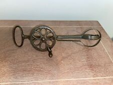 Vintage Dover Egg Beater, Made In 1891, Iron Piece
