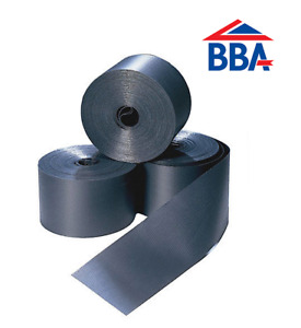 DPC Damp Proof Course - 100mm - 600mm Rolls - BBA Approved - Brick Block Work