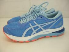 ASICS Women's sz 11 M GEL-NIMBUS 21 Neutral Running Shoes  BLUE COAST SKYLIGHT