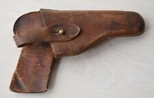 Vintage Collectible Russian Police USSR Communist Genuine Leather Gun Holster