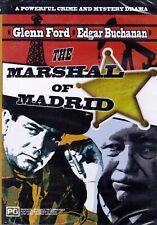 Marshal of Madrid (1972) DVD Glenn Ford-Edgar Buchanan-James Gregory
