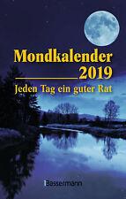 Mondkalender 2019 Jeden Tag ein guter Rat - Kalender von Dorothea Hengstberger