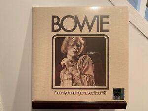 David Bowie I'm Only Dancing (the soul tour 74 live) RSD 2020 x2 LP 5000 copies