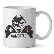 Personalised XBOX Gamertag Gift Mug for Gamer
