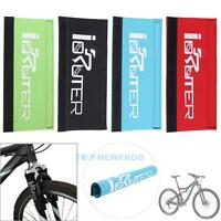 Mountain Bike MTB Cycle Bicycle Chain Stay Guard Protector Frame Cover Sticker