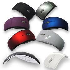 2.4GHz, складная беспроводная оптическая мышь мыши + Usb приемник для ПК ноутбука