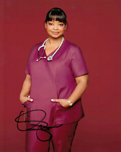 Octavia Spencer Help signed 10x8 photo Online COA [15134] In Person