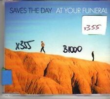 (CO616) Saves The Day, At Your Funeral - 2002 CD