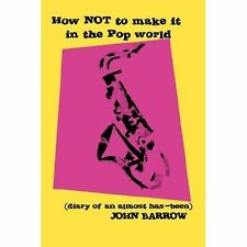 How Not to Make It in the Pop World by John Barrow (2007, Hardcover)