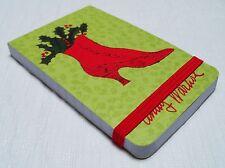 Warhol Holiday Shoe Mini Journal