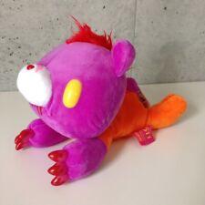 "Chax GP Gloomy Bear Plush Doll Nanbaka 69 #511 Rock Lying Down 12"" Taito Purple"
