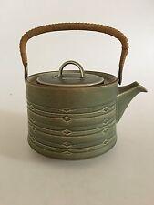 "Jens Quistgaard Stoneware for B&G / Kronjyden ""Rune"" Tea Pot"