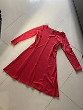 Designer Street One Kleid Spitze Abendkleid Spitzenkleid 38 40 M L Rock Rot