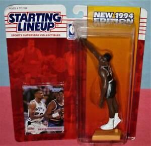 1994 DAVID ROBINSON San Antonio Spurs #50 *FREE_s/h* Starting Lineup