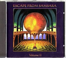 ESCAPE FROM SAMSARA Vol.2 CD Cybernaut/Lab 4/DJ Choci/Secret Hero/Best of Trance