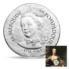 Women of France 2017 Marquise de Pompadour 22g Proof Silver Coin
