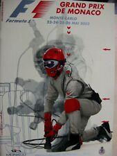 Original Programm Formel 1 GP von MONACO - Monte Carlo 2002 TOPZUSTAND RARE  324