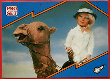 Thunderbirds PRO SET - Card #083 - Danger in the Desert - Pro Set Inc 1992