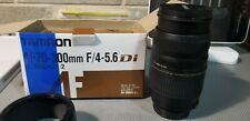 TAMRON AF 70-300mm Zoom Lens for NIKON Cameras F/4-5.6 Di LD MARCO 1:2 ( A17NII)