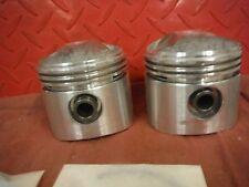 "Harley Piston Kit NOS 74"" 74CI 1200 Knucklehead Panhead Shovelhead .050 11228"