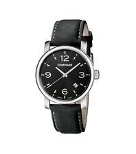 Wenger Men's Swiss Watch 01.1041.127 New