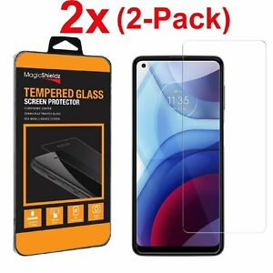 For Motorola Moto G Power,Play,Stylus,2021 5G HD Tempered Glass Screen Protector