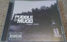"Puddle of Mudd "" Come Clean "" (CD, Aug-2001, Flawless/Geffen) Free Shipping"