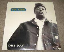 Dr Dre Dre Day Death Row Original LP Vinyl Record DJ
