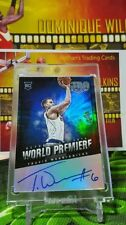 Rookie New York Knicks Not Professionally Graded NBA Basketball Trading Cards