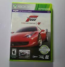 Forza Motorsport 4 (Xbox 360, 2011) Free Shipping