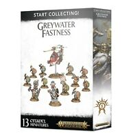 WARHAMMER AGE OF SIGMAR - START COLLECTING! GREYWATER FASTNESS
