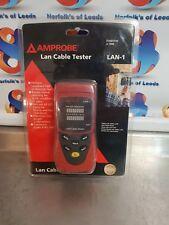 Amprobe LAN-1 LAN Cable Tester (v)