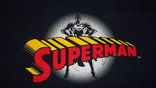 Vintage 90's DC Comics SUPERMAN T-Shirt XL  mens womens Man of Steel