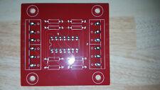 Op amp Logic Level Shifter Converter 3.3 5V variable Arduino Pi Beagle Board PCB