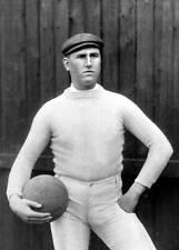 OLD SPORTS PHOTO Football Ca 1895 W Hillman The Everton Goalkeeper