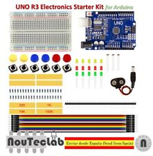Starter Kit UNO R3 MINI Breadboard LED Jumper Wire Button for Arduino