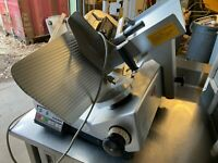 2007 Bizerba SE12D Commercial Automatic Meat Cheese Deli Slicer Parts/Repair