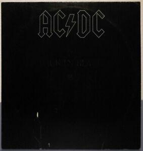 LP AC/DC - Back In Black