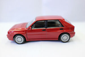Norev 1/43 Scale Lancia Delta HF Evo Red -780098 diecast Car Model toys